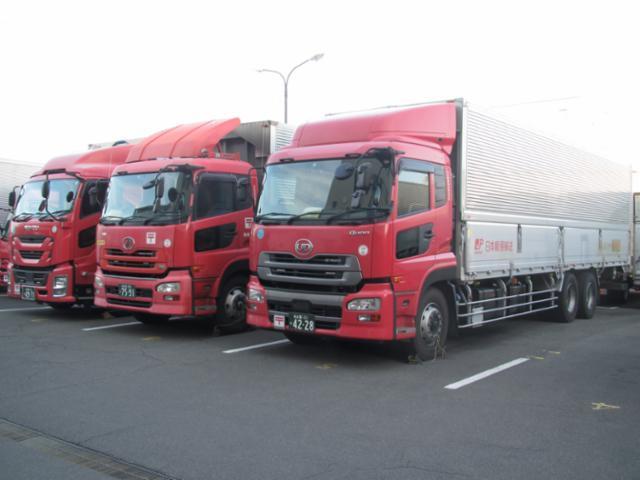 日本郵便輸送株式会社 四日市営業所の画像・写真